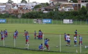 [Bahia enfrenta o Flamengo de Guanambi com o time reserva, neste domingo]