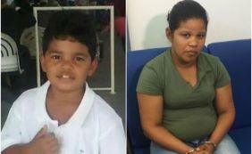 [Caso Carlinhos: mãe acusada de matar filho se entrega à polícia nesta segunda]