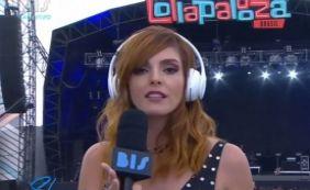 ['Falei pouco', diz Titi Müller após chamar DJ de babaca no Lollapalooza; veja]