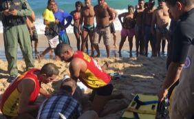 [Jovem de 18 anos morre afogado na praia do Farol da Barra]