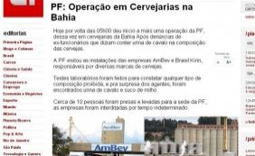 [Falsa operação da PF em cervejarias da Bahia viraliza na internet; entenda]