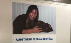 [Auditório de nova sede do SIMM é inaugurado com o nome de Eliana Kertész]