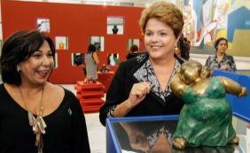 [Dilma lembra importância de Eliana Kertész: