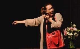 [Elizabeth Savalla apresenta peça A.M.A.D.A.S neste fim de semana]
