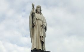 [Monumento ao Cristo será tombado no dia do aniversário de Salvador]