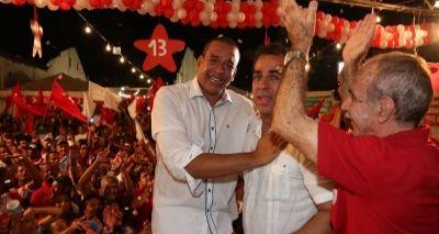 Ex-vice-prefeito de Santo Amaro é preso nesta terça-feira