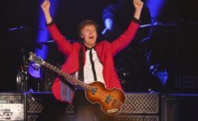 [Paul McCartney anuncia gravação de novo álbum]