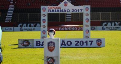 FBF antecipa última rodada do Campeonato Baiano 2017