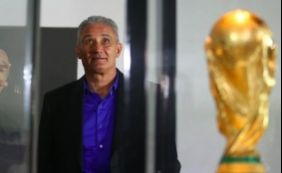 [Brasil está classificado para a Copa do Mundo na Rússia em 2018]