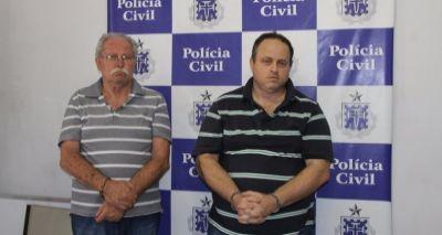 Pai e filho são presos ao tentar receber R$ 28,8 bilhões do Tesouro Nacional