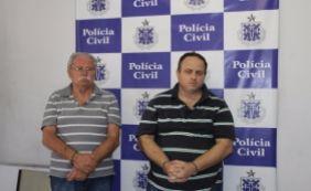 [Pai e filho são presos ao tentar receber R$ 28,8 bilhões do Tesouro Nacional]