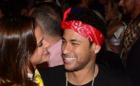 [Só love! Após vitória do Brasil, Neymar e Bruna Marquezine curtem show em SP]