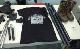 [Crisópolis: polícia encontra cassetetes utilizados em tentantiva de homicídio]