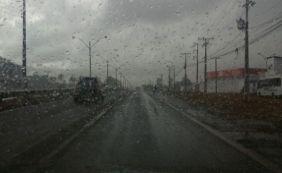 [Chuva deve continuar neste fim de semana em Salvador; confira o tempo ]