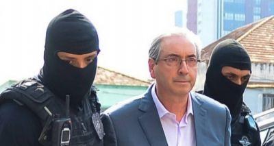 Eduardo Cunha é condenado a 15 anos e 4 meses de prisão
