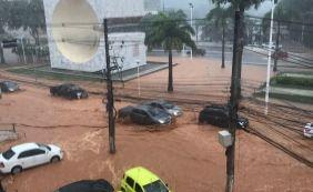 [Operação Chuva: Codesal recebe 188 solicitações de emergência nesta quinta-feira]