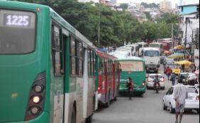 [Rodoviários realizam protesto nesta sexta-feira em Salvador]