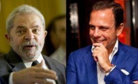 [Eleições 2018: Doria e Alckmin à frente de Lula em SP, diz Instituto]