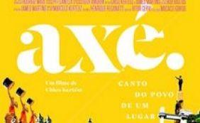 ['Documentário Axé' tem exibição gratuita em Plataforma neste sábado]