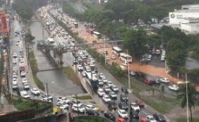 [Operação Chuva: Codesal recebe 60 solicitações de emergência nesta sexta-feira]