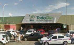 [Supermercado em Pernambués é assaltado por quatro homens armados]