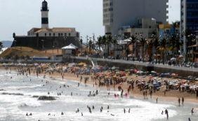 [Dez praias de Salvador estão impróprias para banho neste fim de semana]