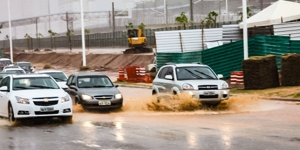 [Chuva volta a causar prejuízos em diversos bairros de Salvador]
