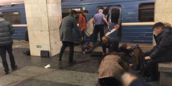 [Número de mortos em atentado a metrô na Russia sobe para 14]