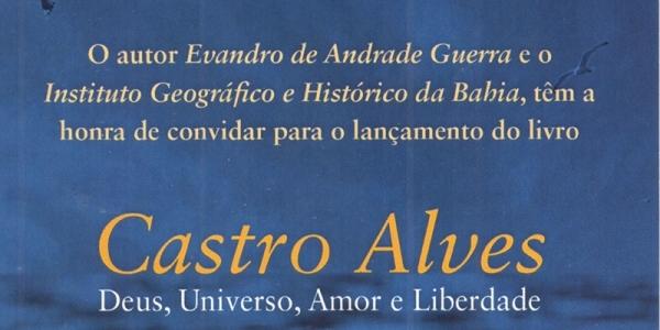 [ \'Era genial, estava além do seu tempo\', diz escritor sobre Castro Alves]