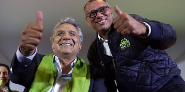 [Conselho Eleitoral confirma vitória de Moreno para Presidência do Equador]