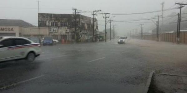 [Operação Chuva: Codesal recebe 134 solicitações de emergência nesta terça]