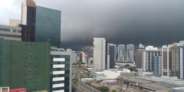 [Chuva: veja como fica o tempo em Salvador e no interior do estado]