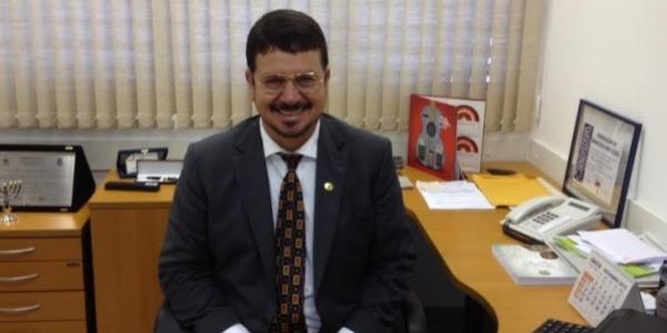 [ PSL indica Manassés para compor CPI do Centro de Convenções]