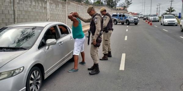[Furtos e roubos de veículos diminuíram 6,7% em Salvador]