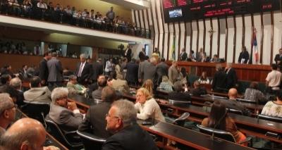 Assembleia Legislativa aprova fim de reeleição da Mesa Diretora