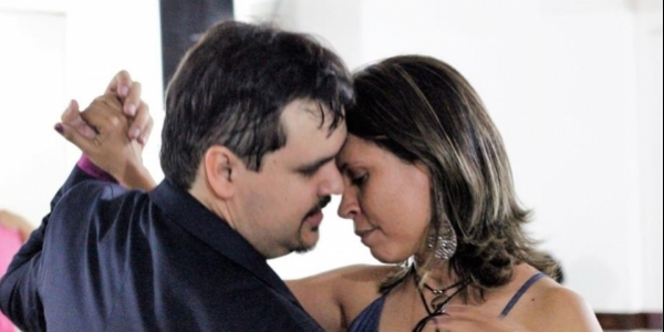 [Apresentação de tango argentino é realizada no Teatro Gregório de Mattos]