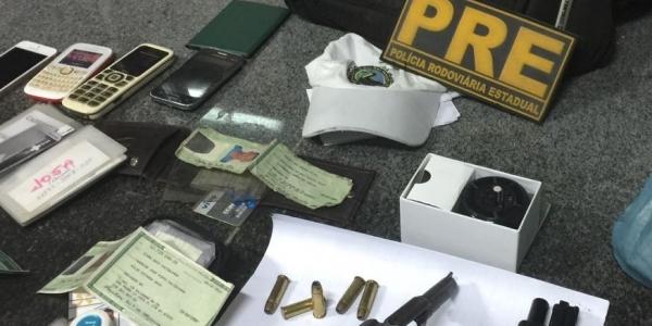 [Suspeitos de assalto a estabelecimento em Guarajuba são presos]