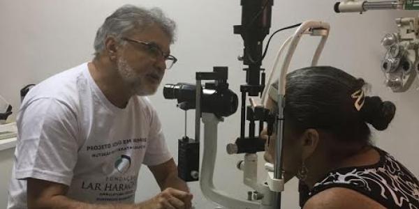 [Mutirão oferece consultas preventivas de glaucoma e catarata em Piatã]