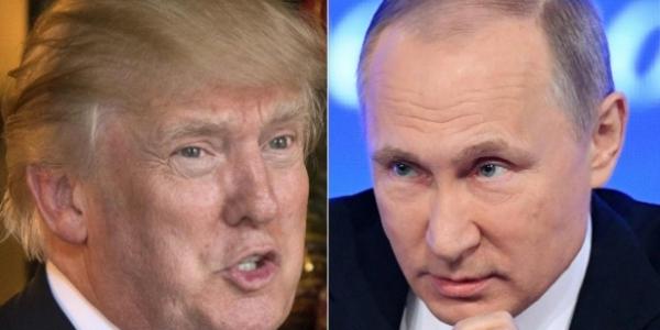 [Após ataque à base aérea da Síria, Rússia suspende acordo com EUA]