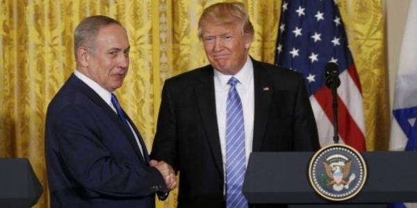 [Primeiro-ministro de Israel dá \'total apoio\' à ação de Trump na Síria]