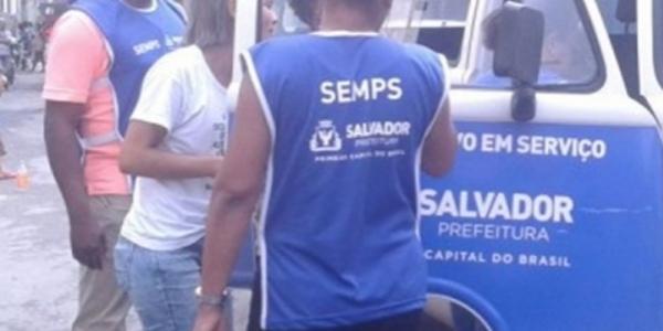[Trabalhadores reclamam que Semps não efetuou pagamento do Carnaval]