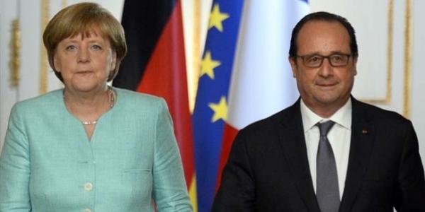 [França e Alemanha apoiam ataque dos Estados Unidos à Síria]