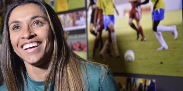 [Orlando Pride confirma contratação de Marta por dois anos]