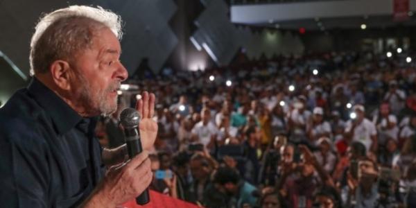 [Ex-presidente Lula diz que está \'ansioso\' para depor a Moro]