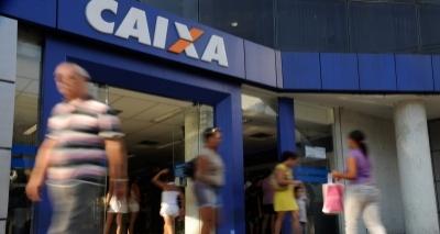 Agências da Caixa Econômica Federal abrem mais cedo até quarta-feira