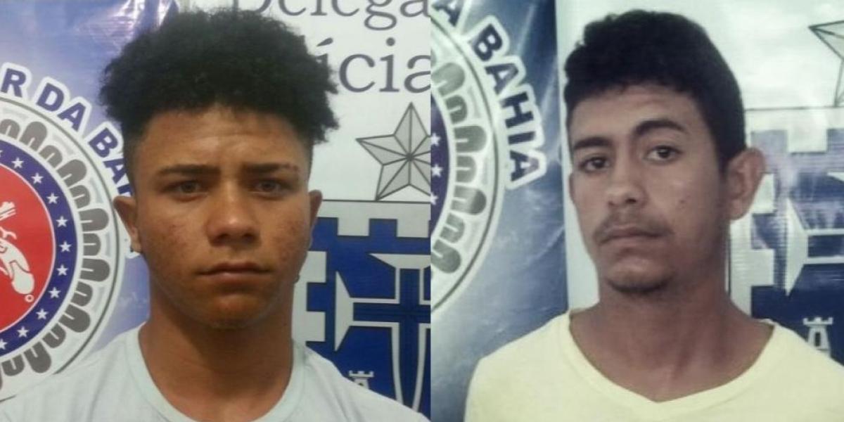 [Homens são presos em Itatim por roubos e tráfico de drogas]
