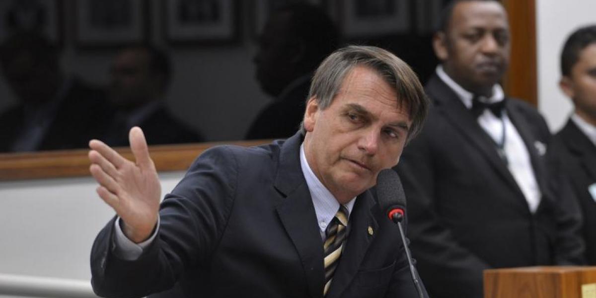 [MPF entra com ação contra Bolsonaro por ofensas a negros e quilombolas]
