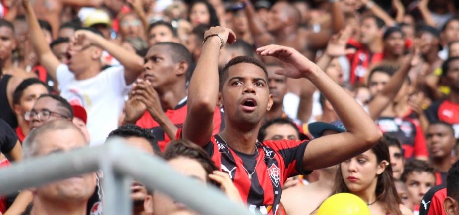 [Vitória se junta ao Bahia e critica possibilidade de torcida única]