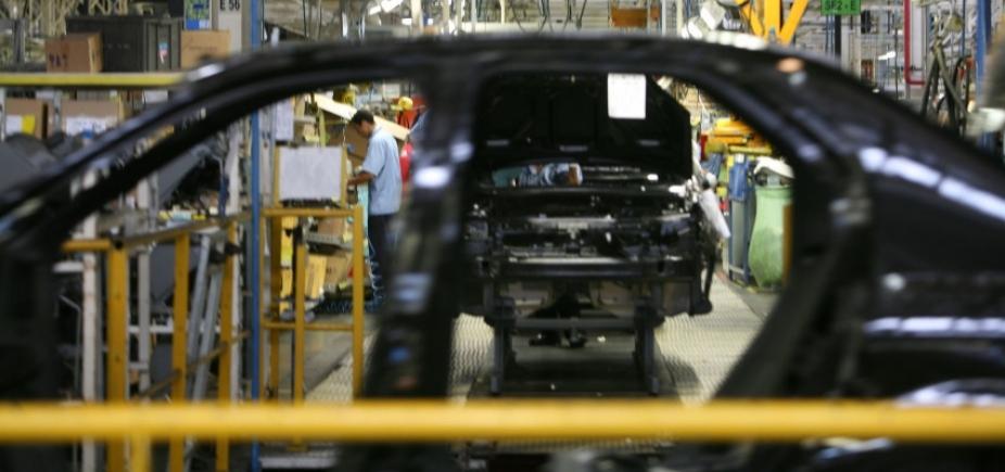 [Produção industrial da Bahia cresce 2,8% no mês fevereiro]
