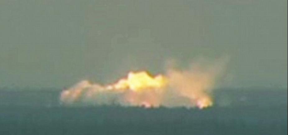 [EUA lançam maior bomba não-nuclear contra o Estado Islâmico no Afeganistão, veja]